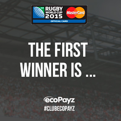Semi-final winner announced for our Rugby World Cup 2015: Road to the Final Promotion