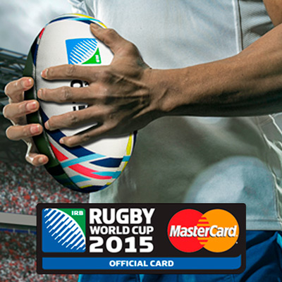 Rugby World Cup 2015: Road To The Final - Win a superstar ticket experience!