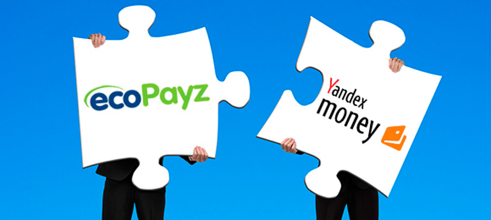 Yandex.Money is a new ecoPayz payment method